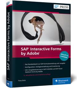 SAP Interactive Forms by Adobe von Ortiz,  Timo