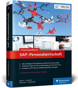 SAP-Personalwirtschaft von Buckowitz,  Christian, Marxsen,  Anja, Möller,  Sven-Olaf, Rohmann,  Stefan, Schorr,  Corinna