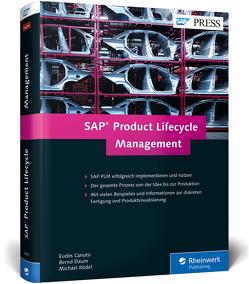 SAP Product Lifecycle Management von Canuto,  Eudes, Daum,  Bernd, Rödel,  Michael