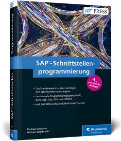 SAP-Schnittstellenprogrammierung von Englbrecht,  Michael, Wegelin,  Michael