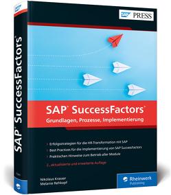 SAP SuccessFactors von Krasser,  Nikolaus, Rehkopf,  Melanie