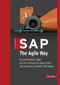 SAP, The Agile Way von Wybranietz,  Klaus