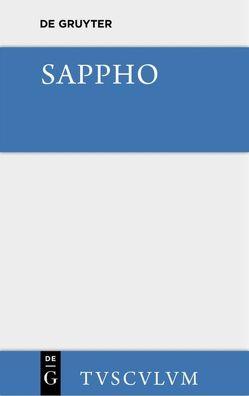 Sappho von Rupé,  Hans, Sappho