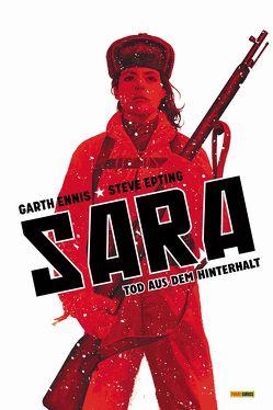 Sara von Ennis,  Garth, Epting,  Steve, Wieland,  Matthias