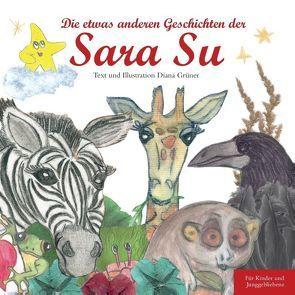 Sara Su von Grüner,  Diana