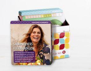 Sarah Wiener Kochbuch-Set