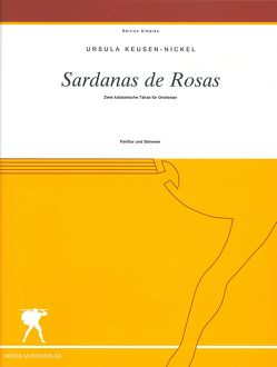Sardanas de Rosas von Keusen-Nickel,  Ursula