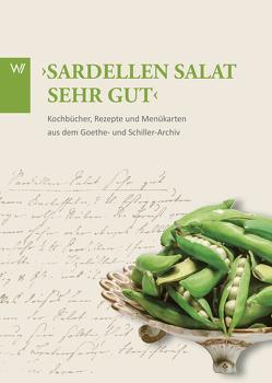 'Sardellen Salat sehr gut' von Beck,  Eva, Liepsch,  Evelyn