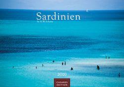 Sardinien 2020 L 50x35cm von Schawe,  Heinz-werner