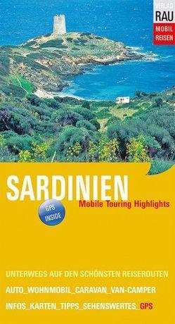 Sardinien von Rau,  Werner