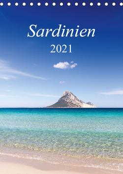 Sardinien / CH-Version (Tischkalender 2021 DIN A5 hoch) von Kuehn,  Thomas