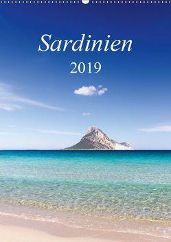 Sardinien / CH-Version (Wandkalender 2019 DIN A2 hoch) von Kuehn,  Thomas