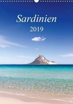 Sardinien / CH-Version (Wandkalender 2019 DIN A3 hoch) von Kuehn,  Thomas