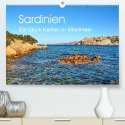Sardinien – Ein Stück Karibik im Mittelmeer (Premium, hochwertiger DIN A2 Wandkalender 2020, Kunstdruck in Hochglanz) von Otto,  Jakob