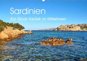 Sardinien – Ein Stück Karibik im Mittelmeer (Wandkalender 2020 DIN A2 quer) von Otto,  Jakob