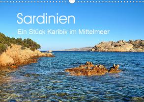 Sardinien – Ein Stück Karibik im Mittelmeer (Wandkalender 2020 DIN A3 quer) von Otto,  Jakob