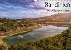 Sardinien – Für Alleinseinkönner (Wandkalender 2019 DIN A3 quer) von Wald,  Tom