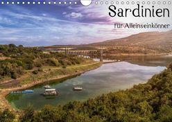 Sardinien – Für Alleinseinkönner (Wandkalender 2019 DIN A4 quer) von Wald,  Tom