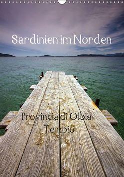 Sardinien im Norden (Wandkalender 2019 DIN A3 hoch) von Petra Voß,  ppicture-
