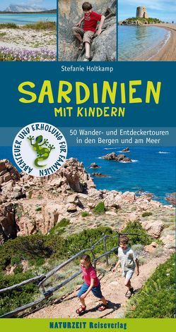 Sardinien mit Kindern von Holtkamp,  Stefanie