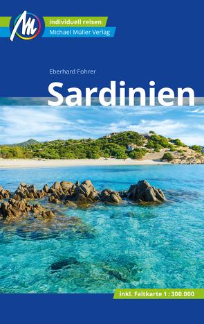 Sardinien Reiseführer Michael Müller Verlag von Fohrer,  Eberhard