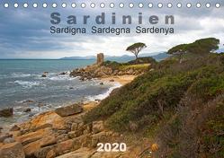 Sardinien Sardigna Sardegna Sardenya 2020 (Tischkalender 2020 DIN A5 quer) von Miltzow,  Michael