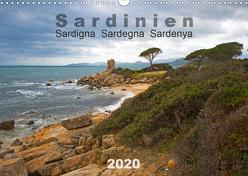 Sardinien Sardigna Sardegna Sardenya 2020 (Wandkalender 2020 DIN A3 quer) von Miltzow,  Michael
