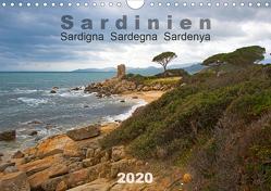Sardinien Sardigna Sardegna Sardenya 2020 (Wandkalender 2020 DIN A4 quer) von Miltzow,  Michael