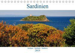 Sardinien – Sardigna – Sardegna – Sardenya (Tischkalender 2019 DIN A5 quer) von Witte,  Marek