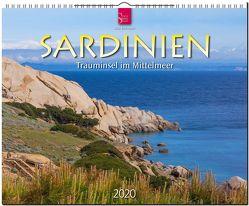 Sardinien – Trauminsel im Mittelmeer von Bernhart,  Udo