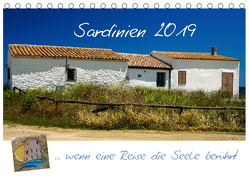 Sardinien … wenn eine Reise die Seele berührt (Tischkalender 2019 DIN A5 quer) von Liedtke Reisefotografie,  Silke
