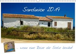 Sardinien … wenn eine Reise die Seele berührt (Wandkalender 2019 DIN A3 quer) von Liedtke Reisefotografie,  Silke