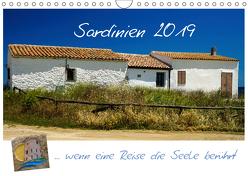 Sardinien … wenn eine Reise die Seele berührt (Wandkalender 2019 DIN A4 quer) von Liedtke Reisefotografie,  Silke