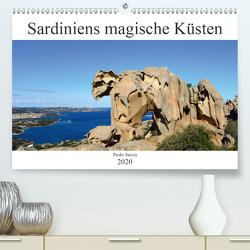 Sardiniens magische Küsten (Premium, hochwertiger DIN A2 Wandkalender 2020, Kunstdruck in Hochglanz) von Succu,  Paolo