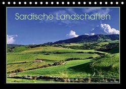 Sardische Landschaften (Tischkalender 2018 DIN A5 quer) von Steinbrenner,  Ulrike