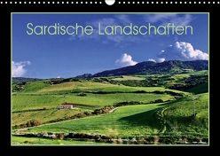 Sardische Landschaften (Wandkalender 2018 DIN A3 quer) von Steinbrenner,  Ulrike