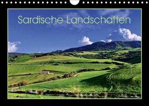 Sardische Landschaften (Wandkalender 2018 DIN A4 quer) von Steinbrenner,  Ulrike