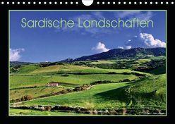 Sardische Landschaften (Wandkalender 2019 DIN A4 quer) von Steinbrenner,  Ulrike