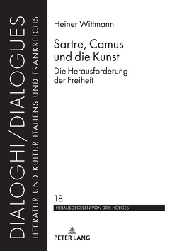Sartre, Camus und die Kunst von Wittmann,  Heiner