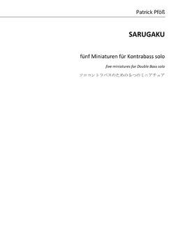 Sarugaku von Pföß,  Patrick