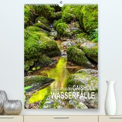 Sasbachwalden Gaishöll-Wasserfälle (Premium, hochwertiger DIN A2 Wandkalender 2020, Kunstdruck in Hochglanz) von Peter,  Ansgar