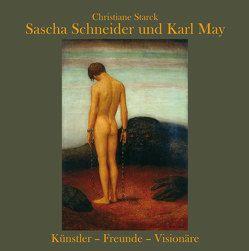 Sascha Schneider und Karl May von Starck,  Christiane