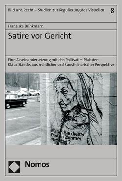 Satire vor Gericht von Brinkmann,  Franziska