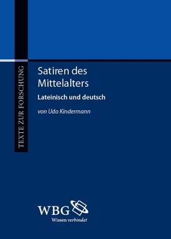 Satiren des Mittelalters von Kindermann,  Udo