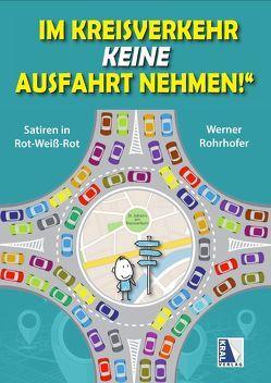 Satiren in Rot-Weiß-Rot von Rohrhofer,  Werner