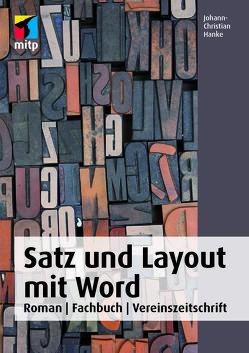 Satz und Layout mit Word von Tuhls,  G. O.