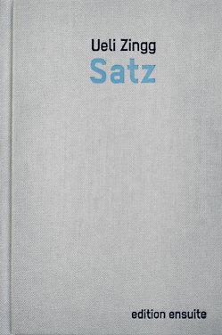 Satz von Ueli,  Zingg