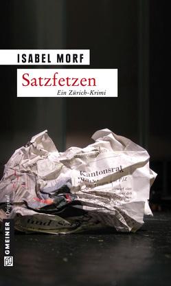 Satzfetzen von Morf,  Isabel