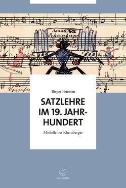 Satzlehre im 19. Jahrhundert von Petersen,  Birger