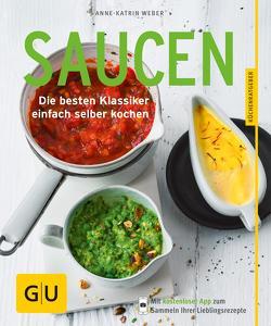 Saucen von Weber,  Anne-Katrin